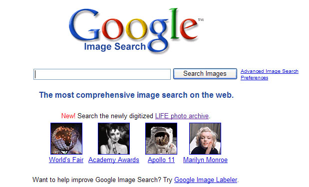 New Google Images Archive of LIFE Magazine Photographs